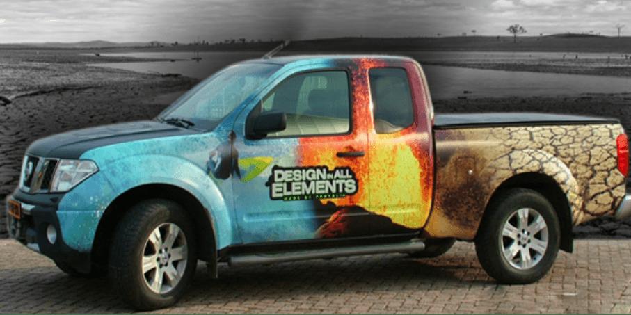 Vehicle Wrap Advertising