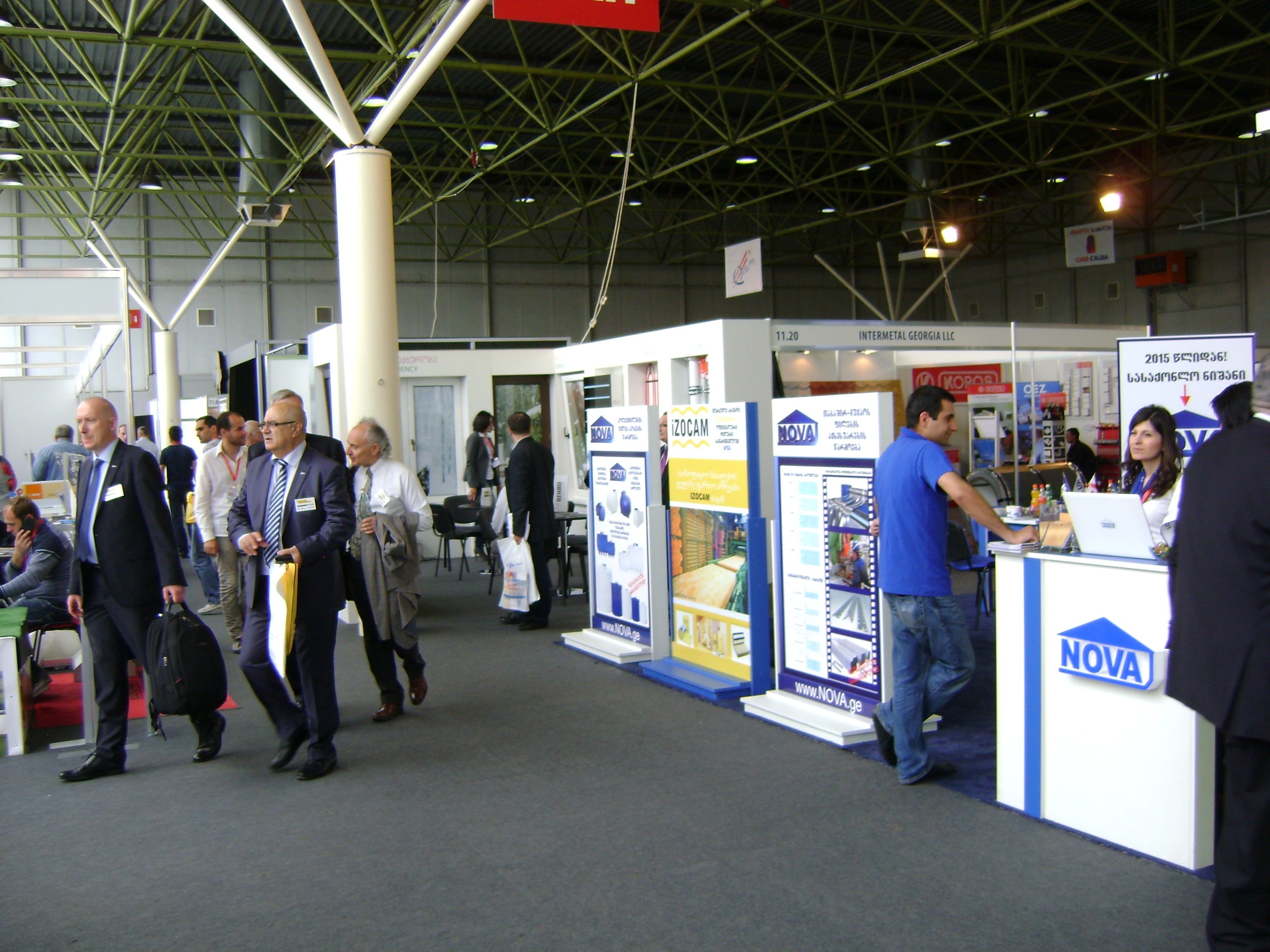 Printed Materials for Trade Shows & Events